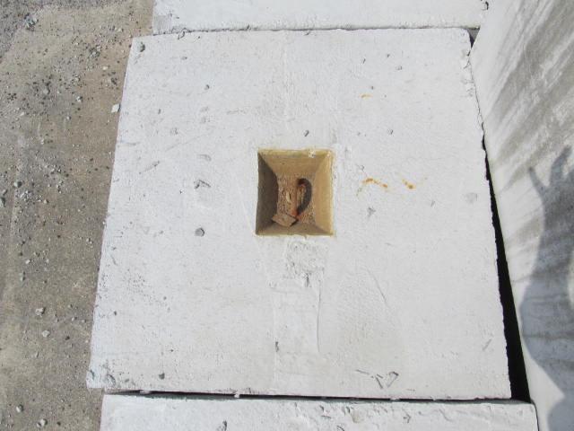 多用途コンクリートブロック